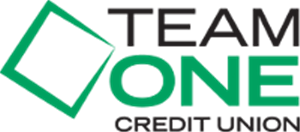 Logo for Team One Credit Union